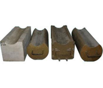 Комплекты имитаторов плотности для калибровки скважинных приборов плотностного гамма-гамма каротажа
