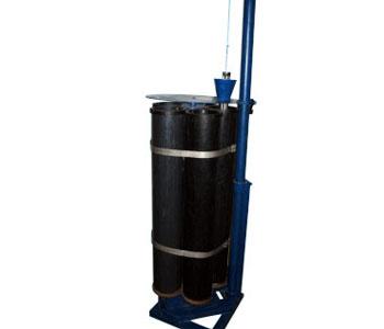 Установка для автоматизированной калибровки скважинных плотномеров жидкости