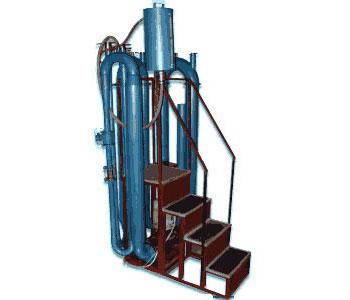 Установка для автоматизированной калибровки скважинных расходомеров