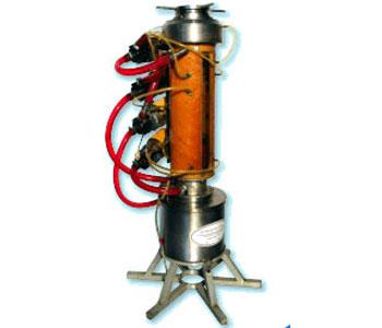 Установка для автоматизированной калибровки скважинных влагомеров